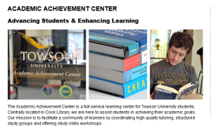 Academic Achievement Center - Towson University 2013-02-19 11-53-24