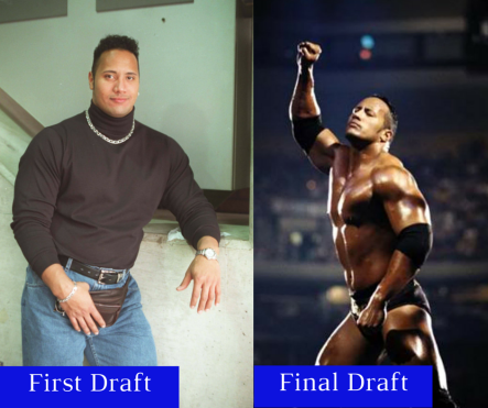 Take your draft
