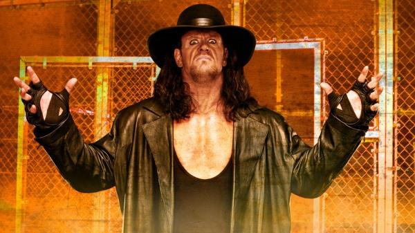 Thriving Tiger blog, The Undertaker