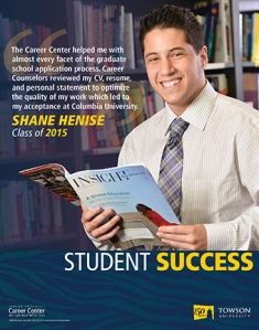 Student Success Story- Shane Henise